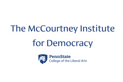 The McCourtney Institute for Democracy